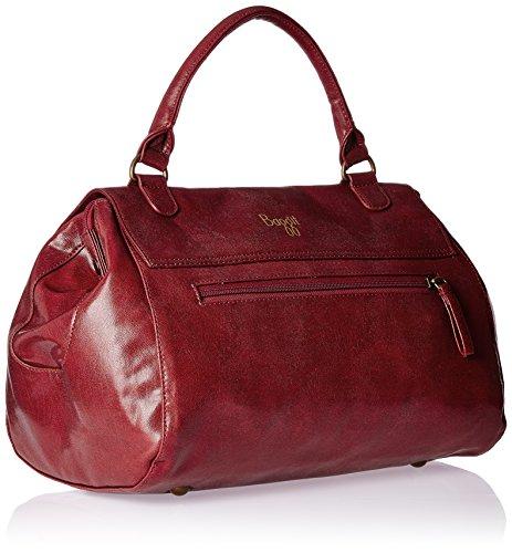 Baggit Women's Handbag (Maroon)