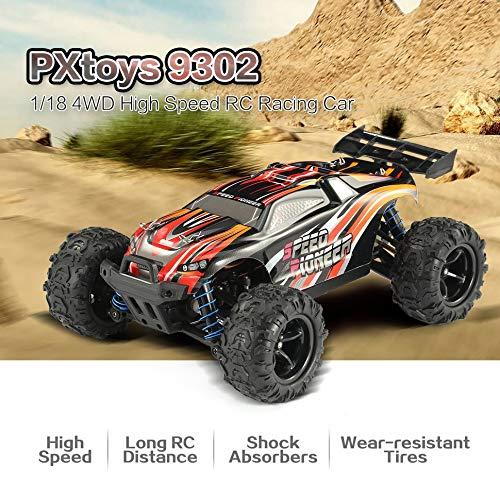 LZL PXtoys 9302 1/18 4WD RC Fuoristrada da Corsa ad Alta velocità per Pioneer RTR O
