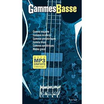 Gammes Basse (1 Livre petit format)