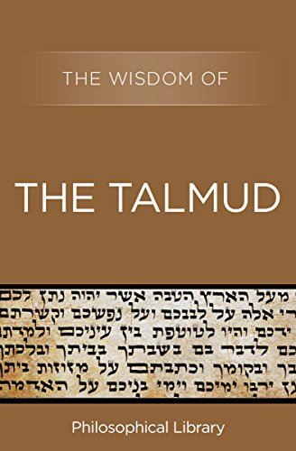 The Wisdom of the Talmud (English Edition)