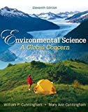 Environmental Science: A Global Concern by William P. Cunningham (2009-09-17)