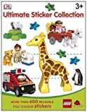 LEGO? DUPLO Ultimate Sticker Collection by DK (2012)