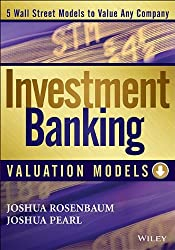 Investment Banking Valuation Models (Wiley Finance)