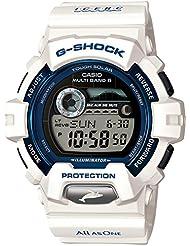 Casio watch G-SHOCK love The Sea And The Earth World six estaciones de radio solar correspondiente GWX-8902K - 7JR Men