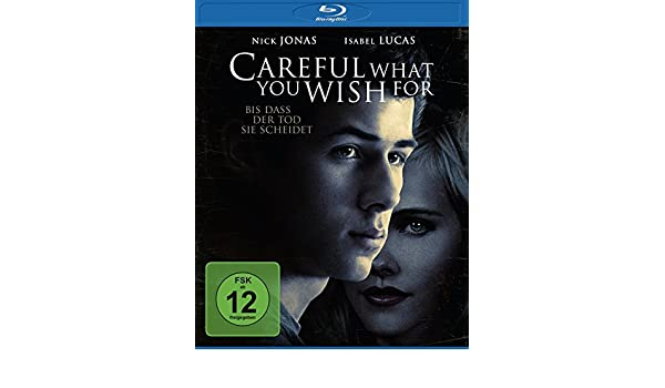 Careful What You Wish For Origine Allemande, Sans Langue Francaise Blu-Ray: Amazon.fr: Dermot Mulroney, Marc Macaulay, Isabel Lucas, Nick Jonas, ...