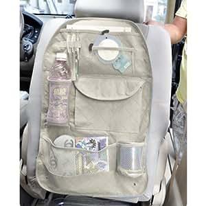 VKTECH® Organiseur de voiture pour enfant siège 60x39cm