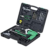 Hitachi 13 mm Impact Drill Tool Kit (Black)