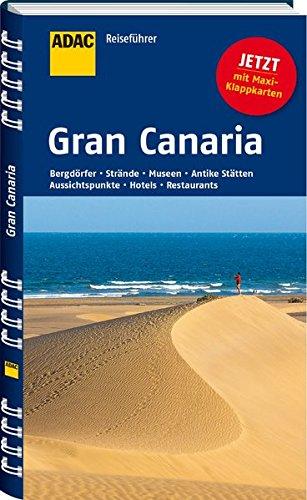 Preisvergleich Produktbild ADAC Reiseführer Gran Canaria