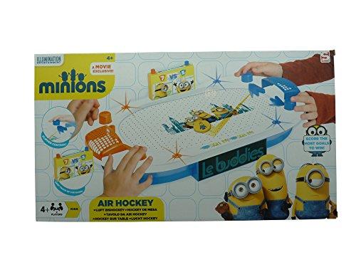 Air Hockey Minions Spiel für Kinder 2 Spieler (Minion Hockey)