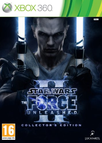 2 Force Xbox Unleashed (Star Wars: The Force Unleashed 2)