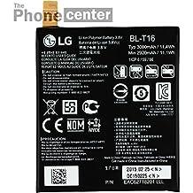TPC© Original Bateria LG BL-T16 para LG G Flex 2 LS996 H950 H955, 3000mAh, Bulk