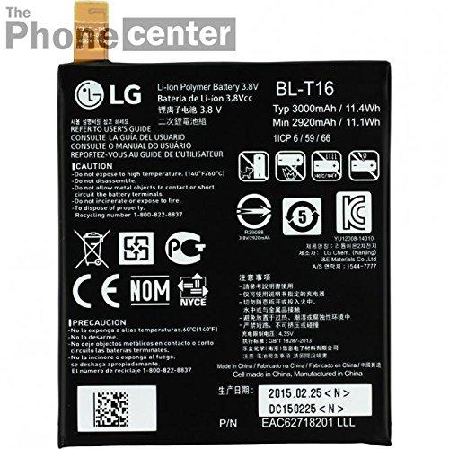 TPC Batterie originale LG BL-T16pour LG G FLEX 2LS996H950H955 3000mAh