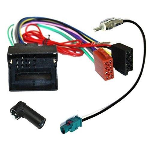 Aerzetix - Autoradio und Antenne Adapter-Kit -