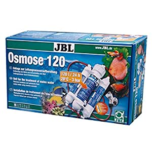 JBL Osmose Set 120 pour Aquariophilie