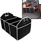 #8: One Touch-Trunk Organizer Collapsible Folding Caddy Car Storage Bin Bag for Ford EcoSport