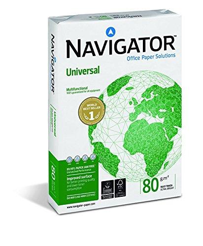 Kopierpapier NAVIGATOR Universal, A4, 80 g/qm, Weißegrad 169 CIE, hochweiß - Bild 3