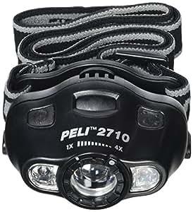 Peli Lampe Frontale LED Noir