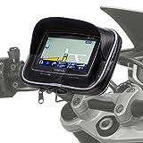 Ultimateaddons wasserfeste Visier-Hülle für Navigationsgeräte wie GPS, 12,7 cm / 15,2 cm.