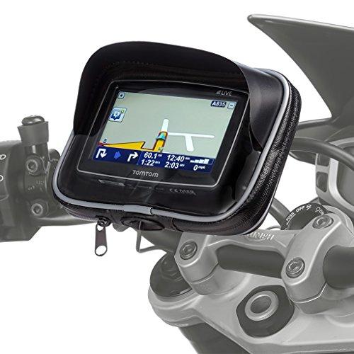 UltimateAddons Wasserfeste GPS-Visier Halterung Schutzhülle für 12,7cm 15,2cm SAT NAV Geräte