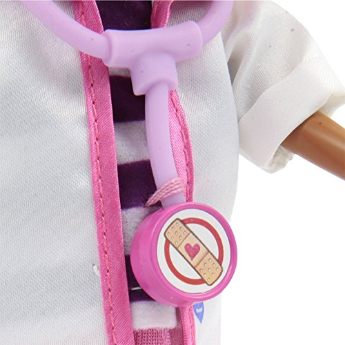 Zoom IMG-3 giochi preziosi dottoressa peluche bambola