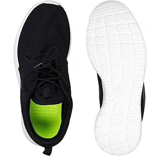Nike Nike Rosherun, Baskets mode homme Black/Anthracite