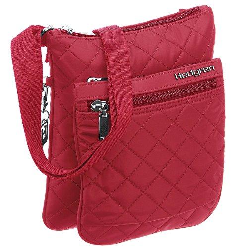 Hedgren Diamond Touch Shoulderbag Karen 598 new bull red