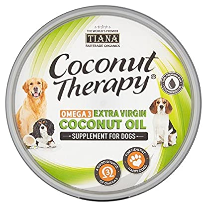 TIANA® Fair Trade Organics Coconut Oil Omega 3 Supplement For Dogs 500ml (Pack of 1) 8