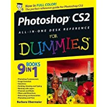 Photoshop CS2 All-in-One Desk Reference For Dummies by Barbara Obermeier (2005-07-14)