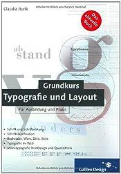 Grundkurs Typografie und Layout (Galileo Design)
