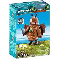 Playmobil 70044 - GAMBEDIPESCE CON TUTA ALARE