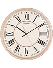 Seiko Golden Wall Clock QXA614P(40 X 40 cm)