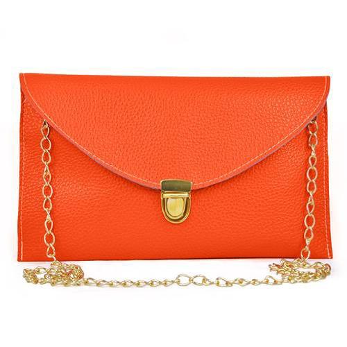 Imagen de Bolso de color naranja - modelo 6