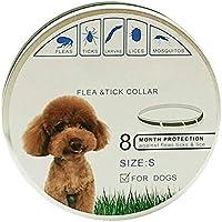 Smilikee - Collar de protección antirepelente para Perro, Gato o Mascota, protección para Todo