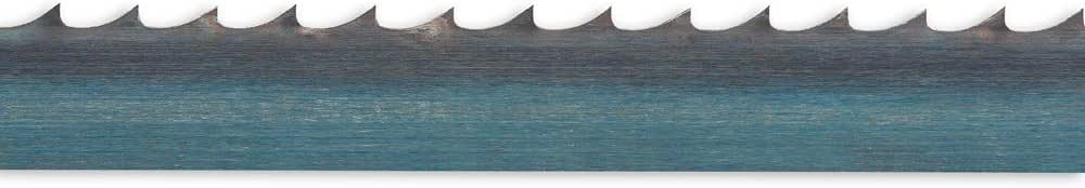 "2 Bandsaw Blades 1400mm 55.1/"" x 3//8/"" x 6 tpi"