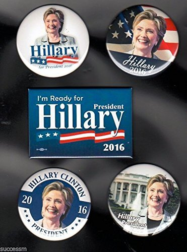 2016-set-of-5-different-hillary-clinton-campaign-buttons-just-released-by-brand-new