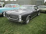 Pontiac GTO (Coupe, Hardtop & Convertible) - Vehicule accessories and options codes (English Edition)