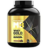 #8: MuscleBlaze Whey Gold Protein, 2 kg Rich Milk Chocolate