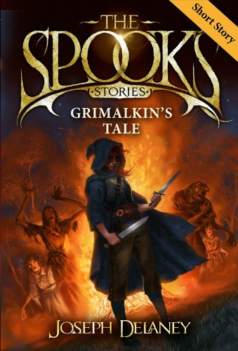 The Spook's Stories: Grimalkin's Tale (The Wardstone Chronicles) (English Edition)