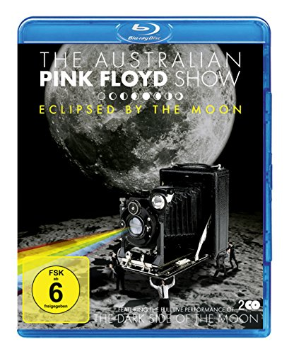 The Australian Pink Floyd Show - Eclipsed By The Moon - Live...
