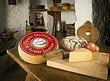 Tyroler Sennkäse aus Heumilch. aus dem Pinzgau Österreich Käse Raclette