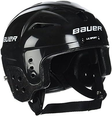 Bauer Helm Helmet LIL Sport - Casco de hockey sobre hielo