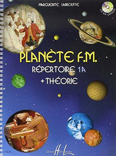 Plante F.M. Volume 1A - rpertoire et thorie