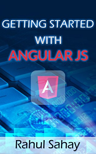 Getting Started With Angular JS (English Edition) -