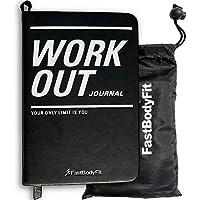 fastb odyfit Entrenamiento Diario para el Entrenamiento de la Fuerza–DIN A6con 200Páginas–Fitness Diario Perfecto para Fitness el de Studio