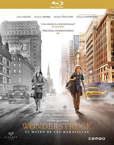 Wonderstruck. El museo de las maravillas [Blu-ray]