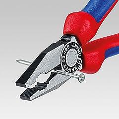 KNIPEX 03 02 180 Kombizange