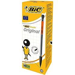 Bic 820959 - Portaminas, caja de 12 unidades