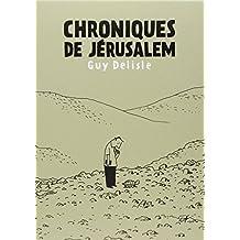 Chroniques de Jérusalem coffret