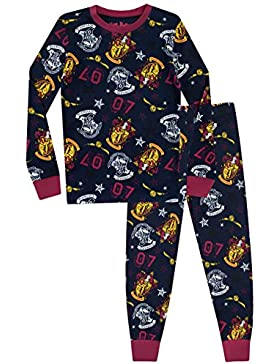 Harry Potter Pijama para Niños Gryffindor