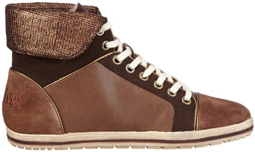 394 Braun oliver Sneaker 21 brown Mädchen S 5 Casual Comb 5 46200 RCwPnAHxq